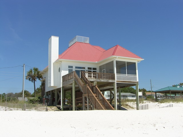 4 Bed Short Term Rental House mexico beach
