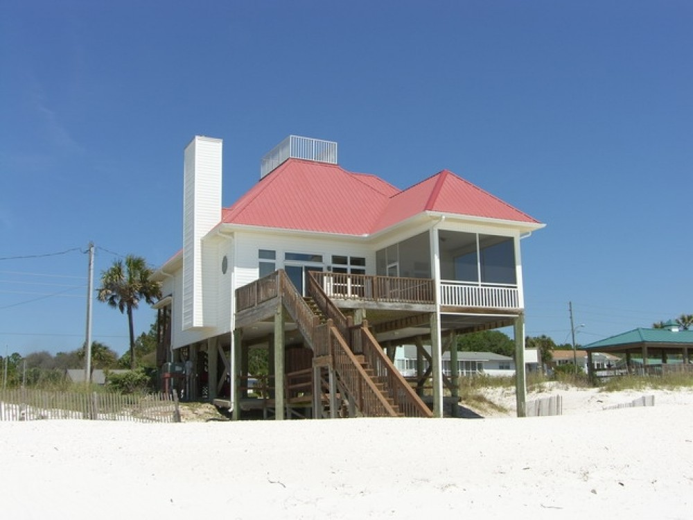 mexico beach vacation House rental