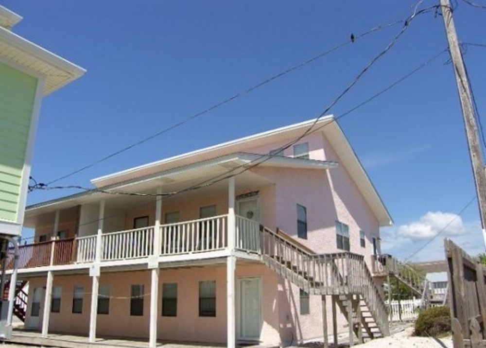 mexico beach vacation rental with