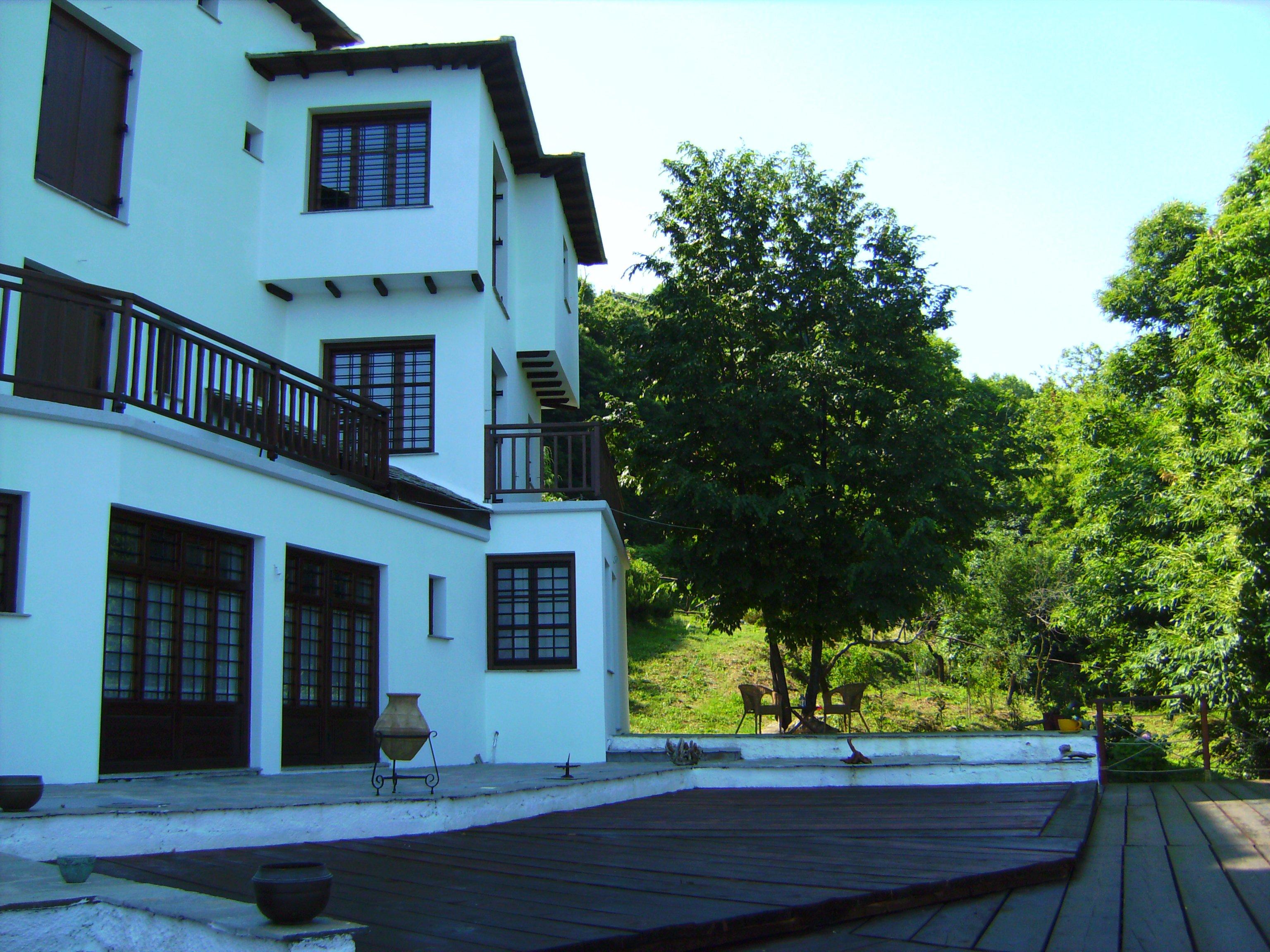 Villa En-Helion, in Pelion