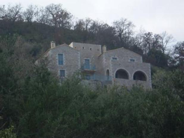 Beautiful Villa With Fabulous Sea View - Drosopigi Holiday Rentals