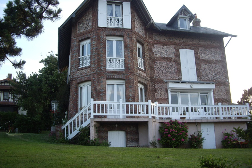 House Only 100 Meters From The Beach - Dieppe Holiday Rentals
