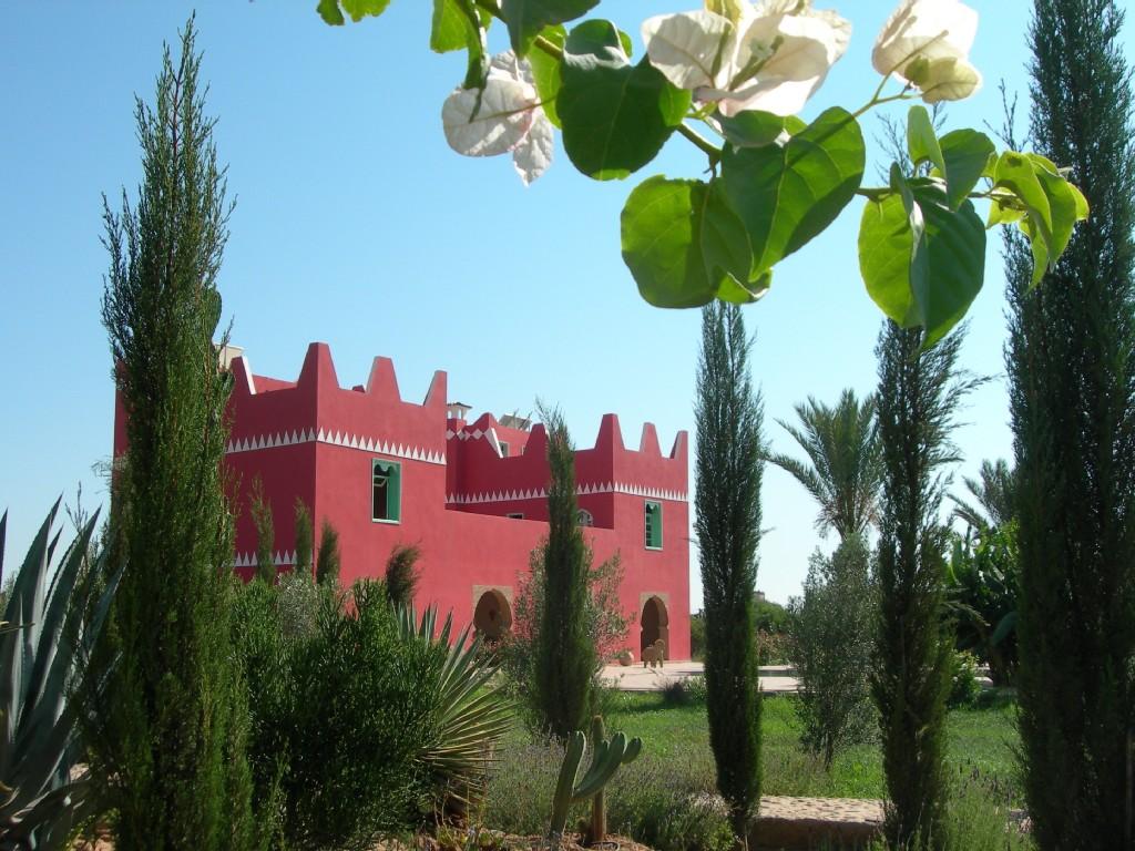 Riad-villa The Garden Of Stars - Near Agadir with cooker + car 25 % discount, massages, cooking class free