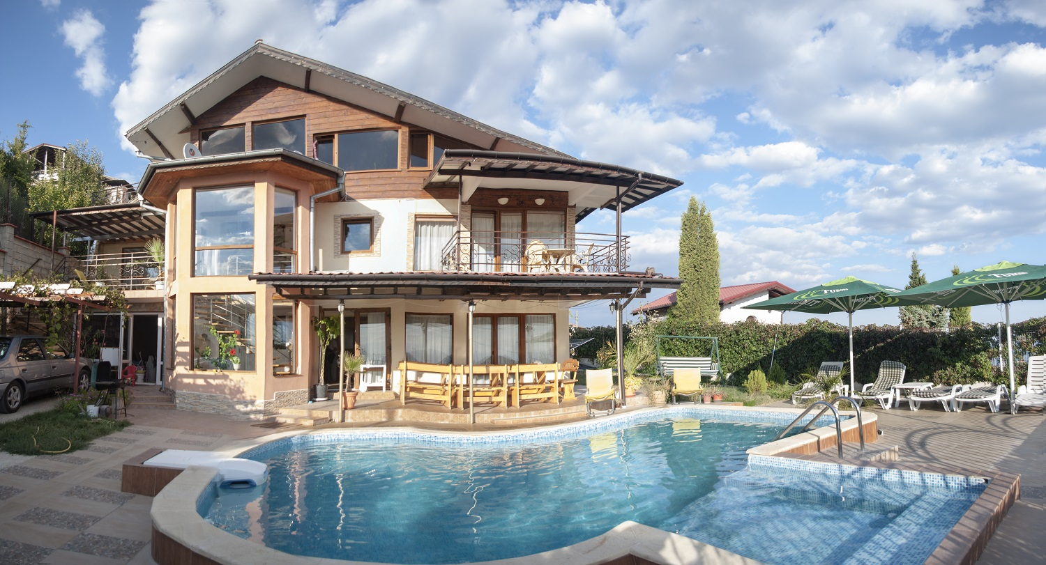 Spacious Villa With Panorama View To The Black Sea - Balchik Holiday Rentals