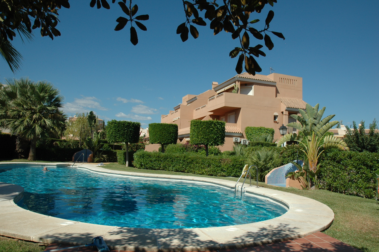 8 Apartments in Naturist Complex - Vera Playa Holiday Rentals