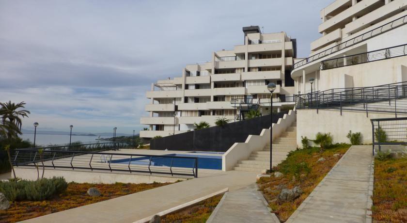 Luxury Beachfront Sea & Pool View Apartment Sleeps 6 La Manga Strip, Murcia Holiday Rental