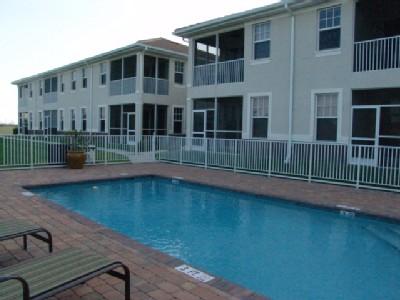 Perfect Condo with Lakefront & Pool -  Punta Gorda Vacation Rentals