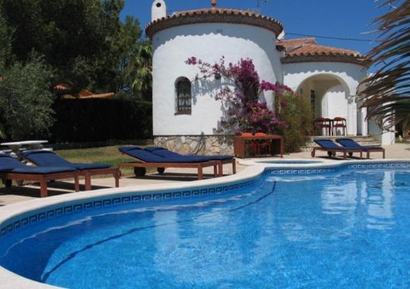 Villa Tsjany - Tres Calas Holiday Rentals