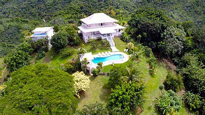 Luxury Villa With Pool And Ocean Views - Black Rock Vacation Rentals