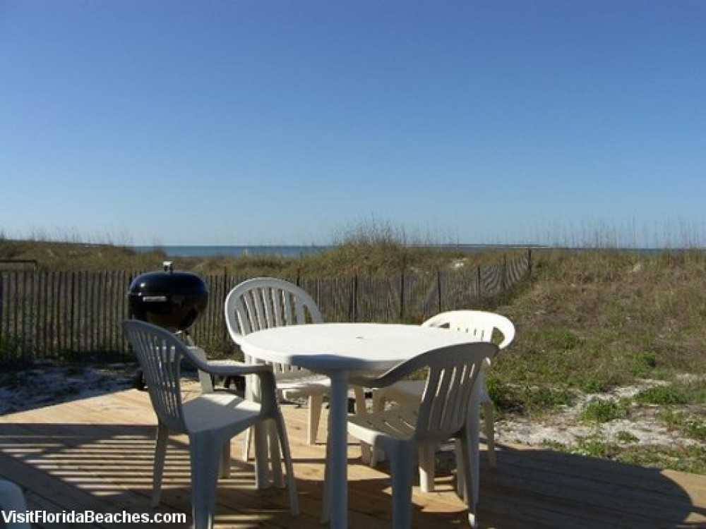st joe beach vacation rental with