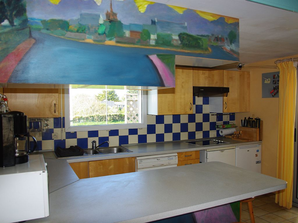 5 BEDROOMS HOME FOR 7 SLEEPS - PERROS GUIREC HOLIDAY RENTALS