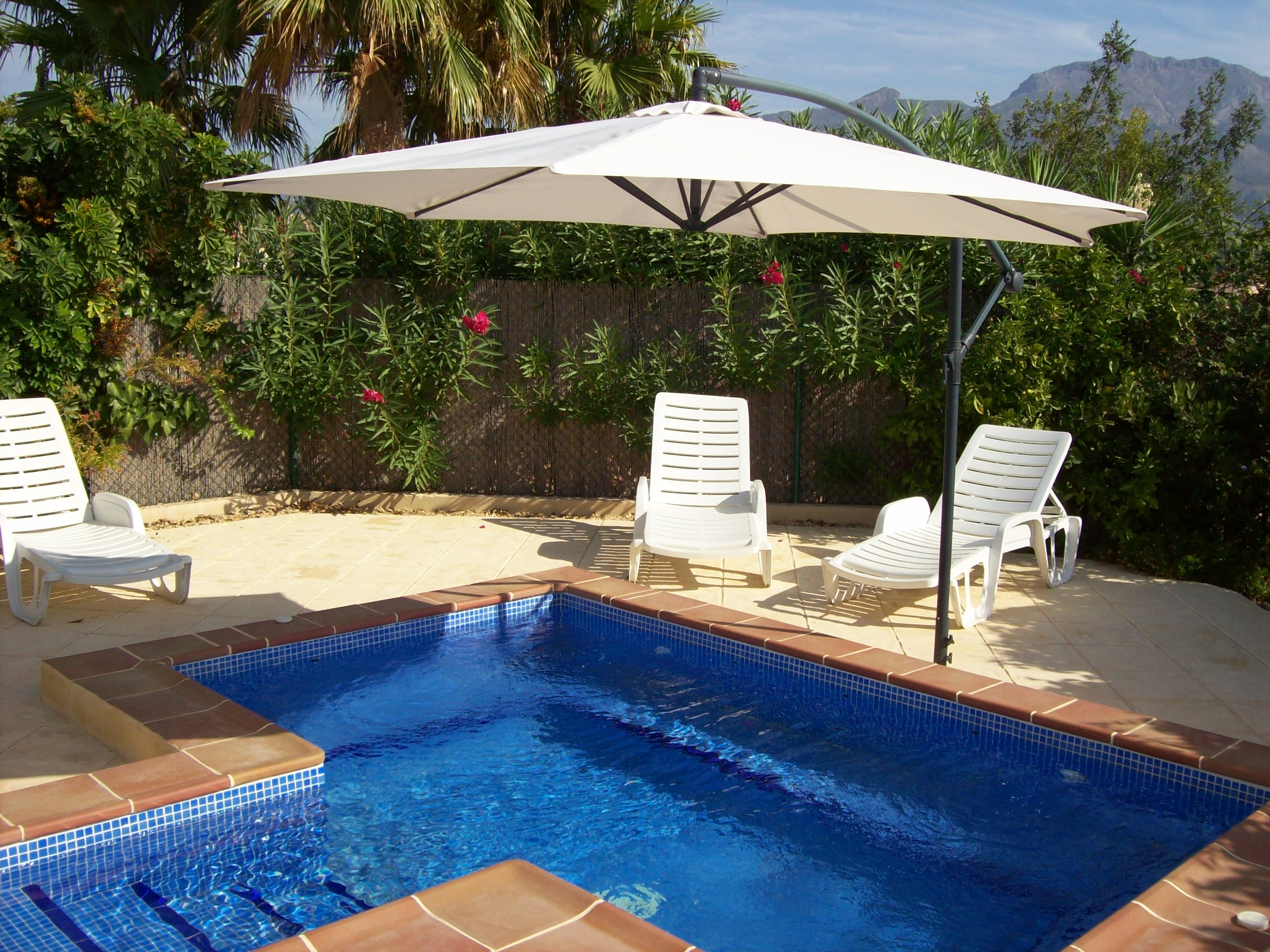 3 Bedroom Private Casa Jojo Villa with Excellent Mountain View - Altea Holiday Rentals