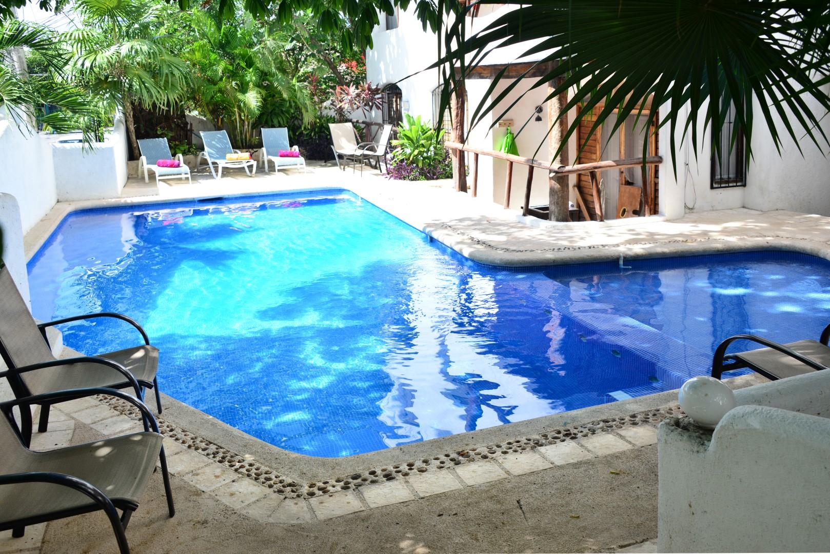 Casa del Sol Dahlia - Playa Del Carmen Holiday Rentals