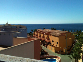 AGUAMARINA apartment ( near Cabo Roig