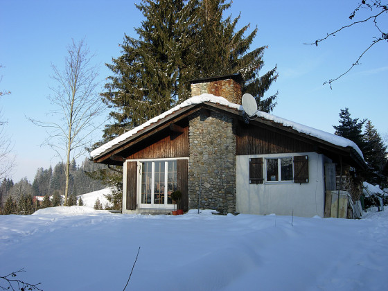 Holiday house  - located above Schönengrund (Appenzell) at an altitude of 1000m.