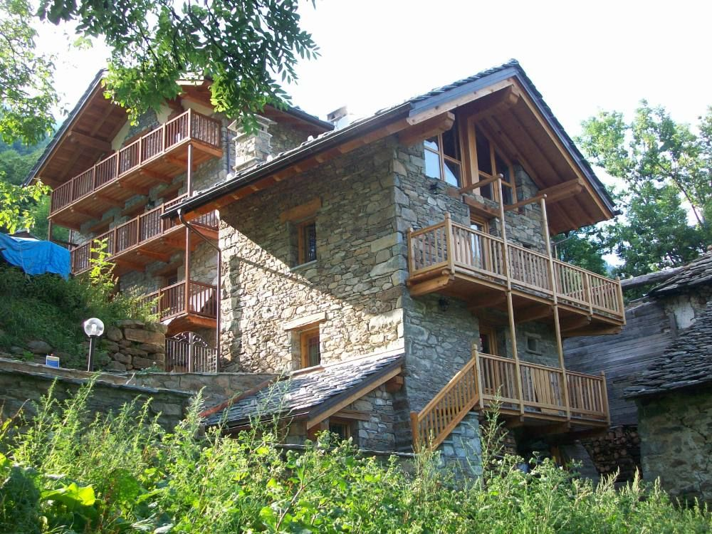 STONE VIEW CHALET WALSER