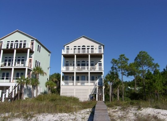 4 Bed Short Term Rental House st joe beach