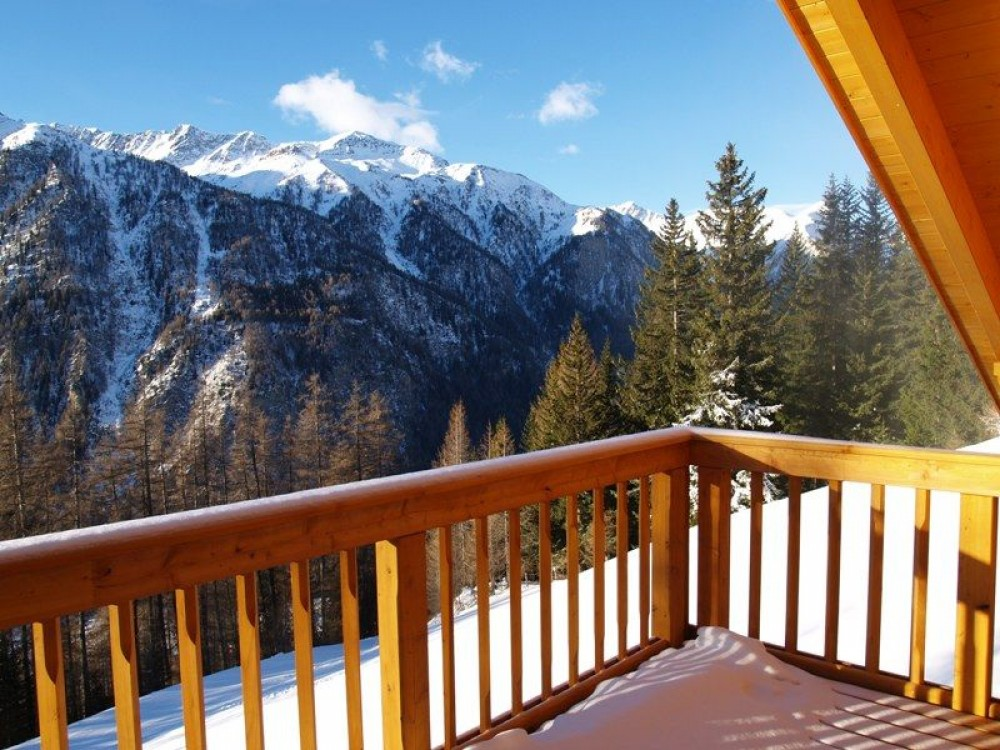 Maltschachersee vacation rental with