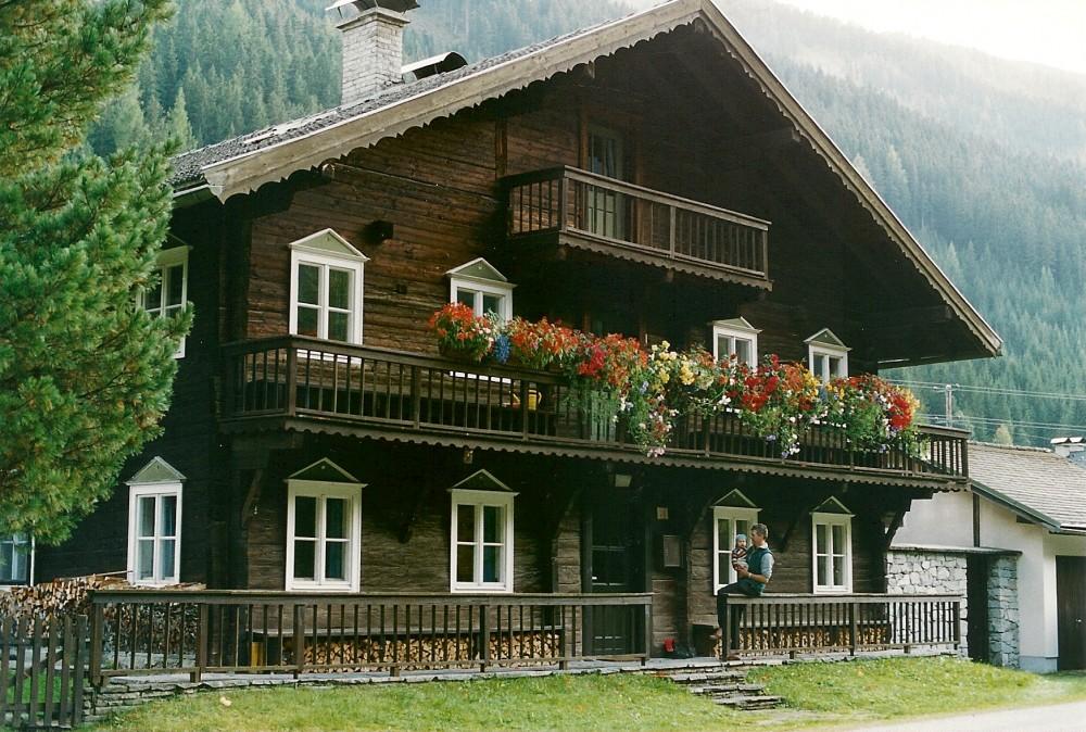 Defereggental vacation rental with Holiday-House EVEN, East-Tyrol, Defereggen