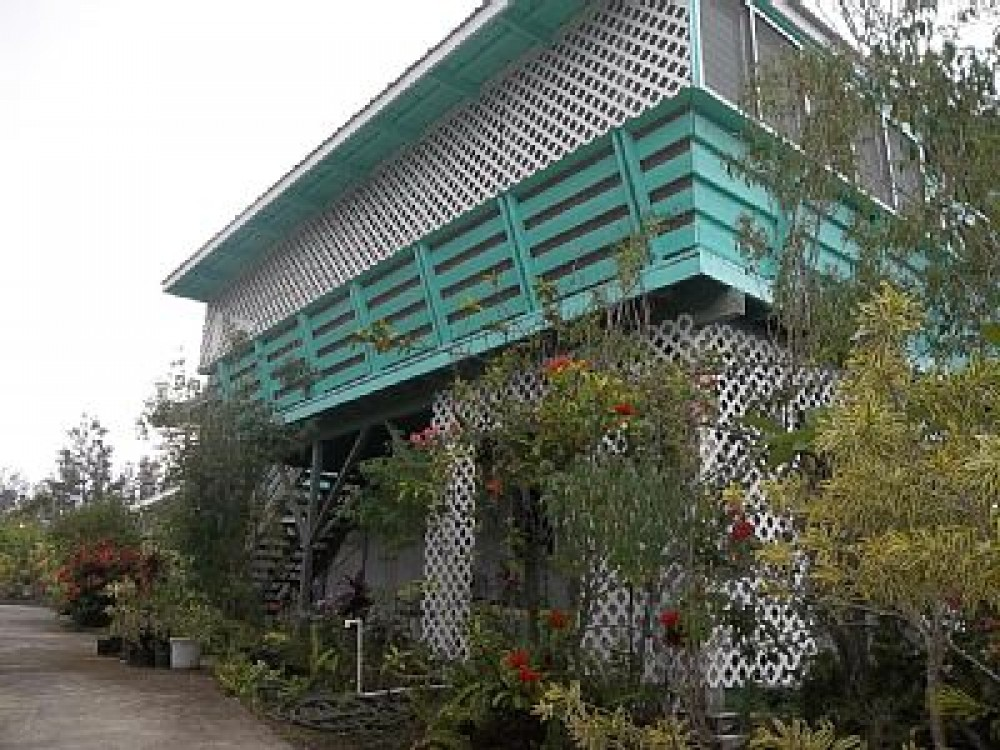 Ocean View vacation rental with