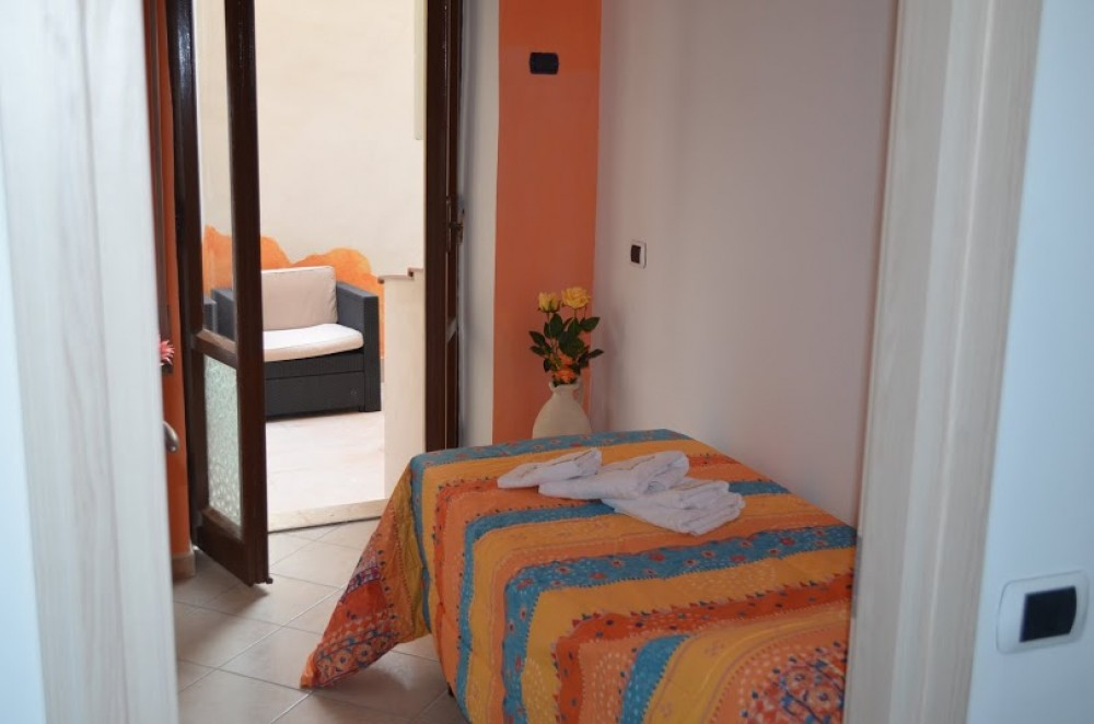 Passo Oscuro vacation rental with