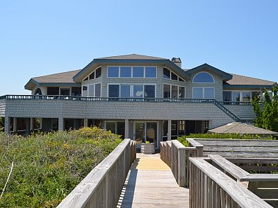 NEW OCEANFRONT 6BR STAY ANYTIME OF YEAR POOL,H TUB,GAMEROOM SOUTHERN SHORES DUCK