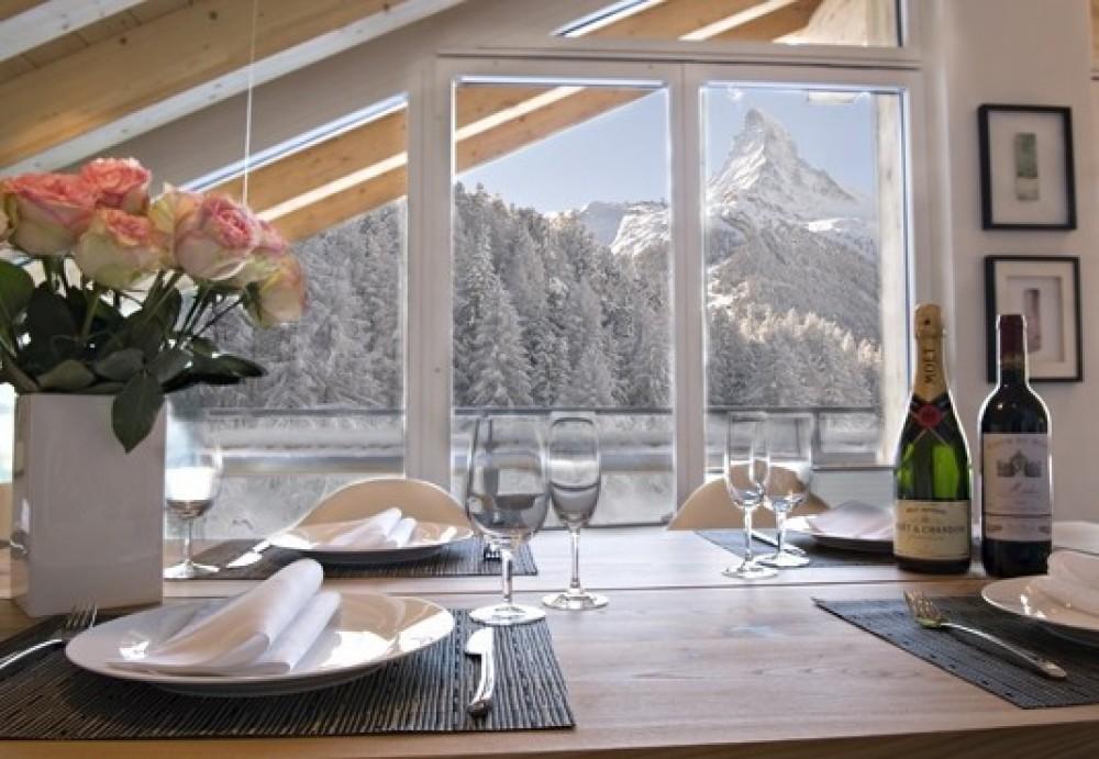 Zermatt-Matterhorn vacation rental with