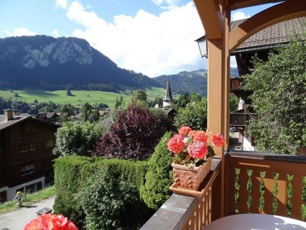 Gstaad-Saanen vacation rental with