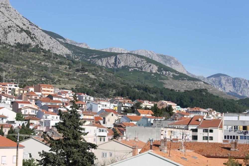 Makarska vacation rental with