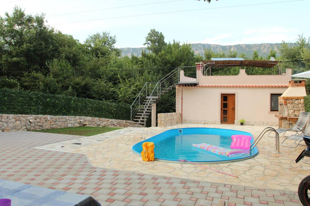 4 Bed Short Term Rental Villa Novi Vinodolski