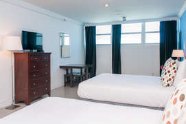 0 Bed Short Term Rental Accommodation Mid Beach