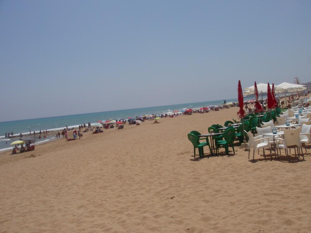 La Marina vacation rental with