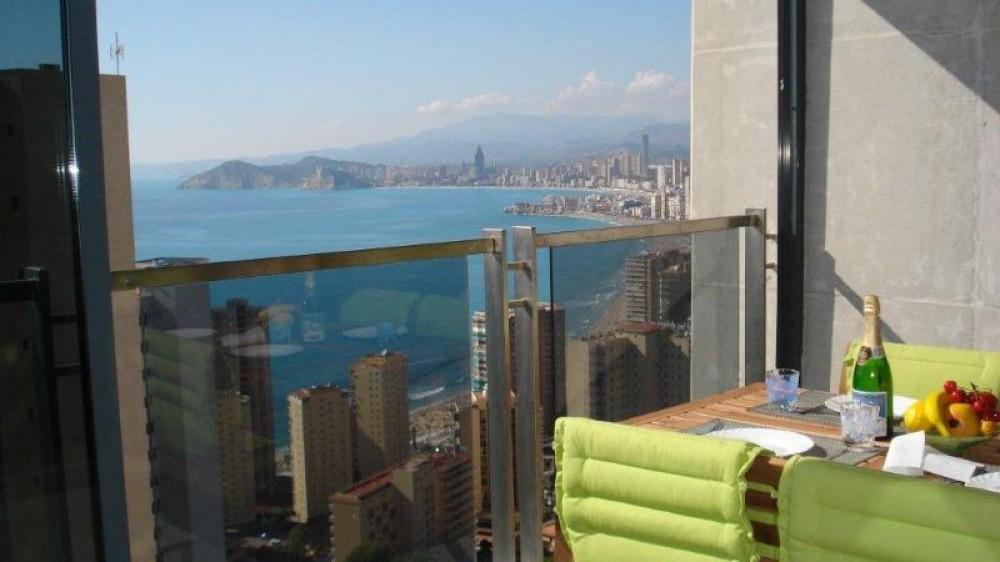 Benidorm  vacation rental with