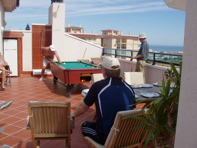 3 Bed Short Term Rental Apartment Torrevieja Town
