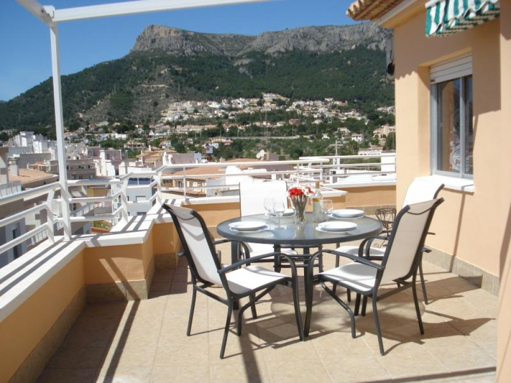 Calpe-Calp vacation rental with