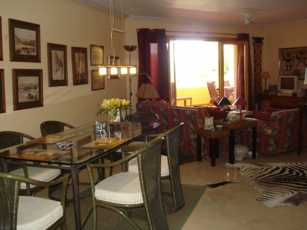 Altea vacation rental with