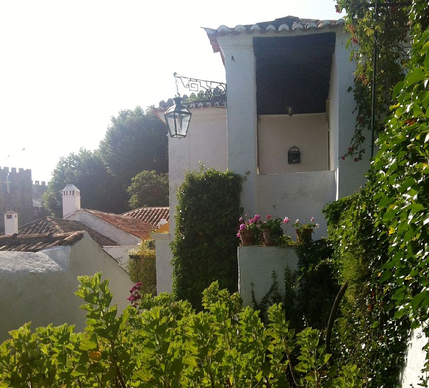 2 Bed Short Term Rental Cottage Obidos Town