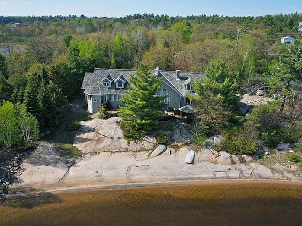 MacTier vacation rental with