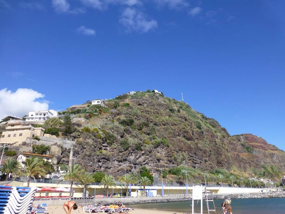 Calheta vacation rental with