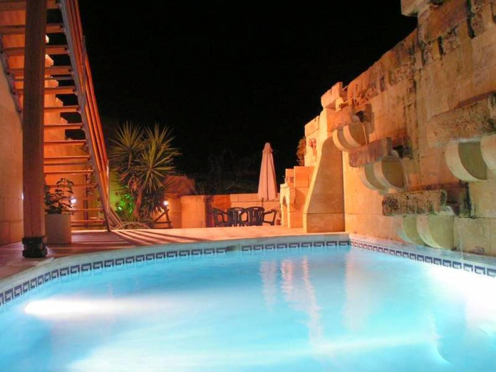 Nadar vacation rental with private pool