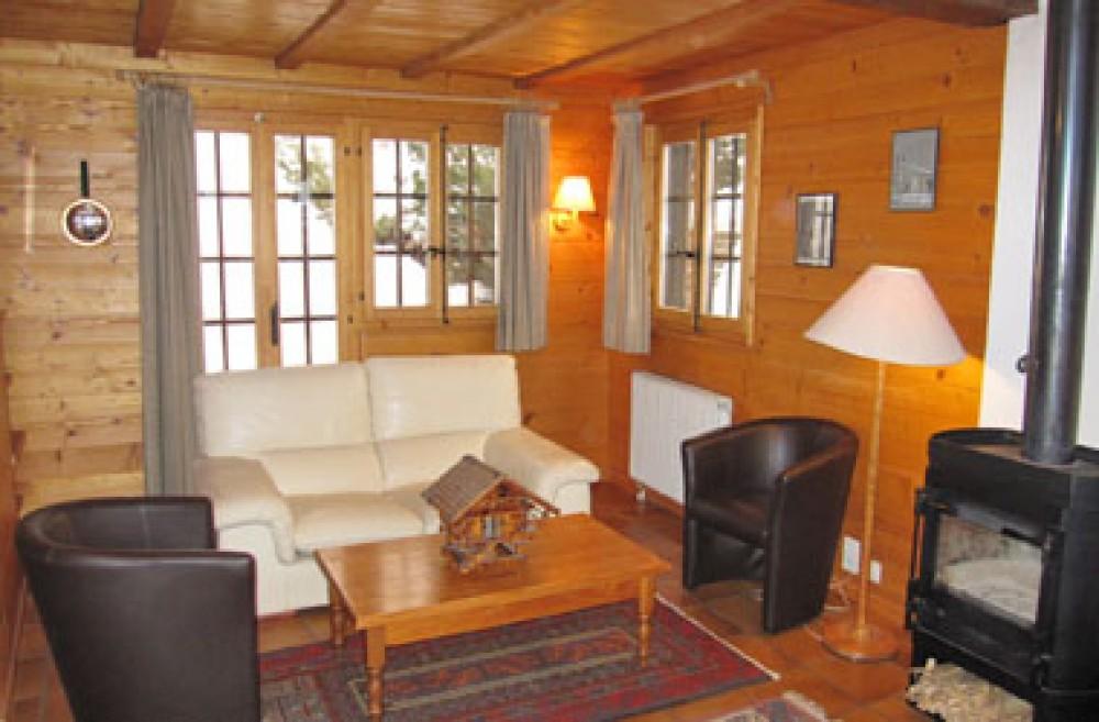 Vercorin vacation rental with