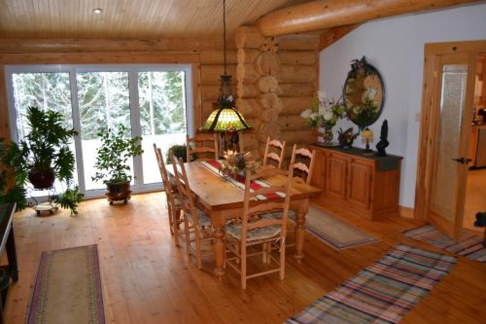 Portneuf vacation rental with