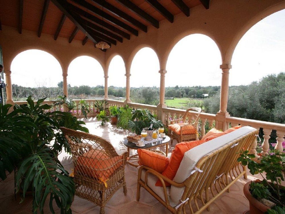 Central Majorca vacation rental with