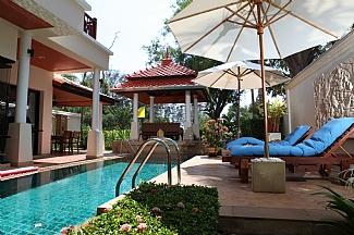 3 Bed Short Term Rental Villa Phuket