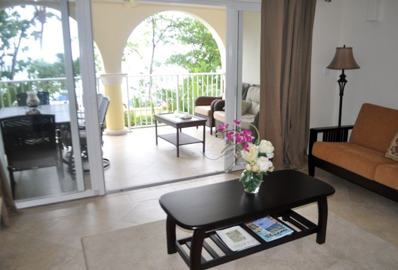 Beach Condo with 2 Bedrooms, 2 Bathrooms and 4 Sleeps on The Dover Beach