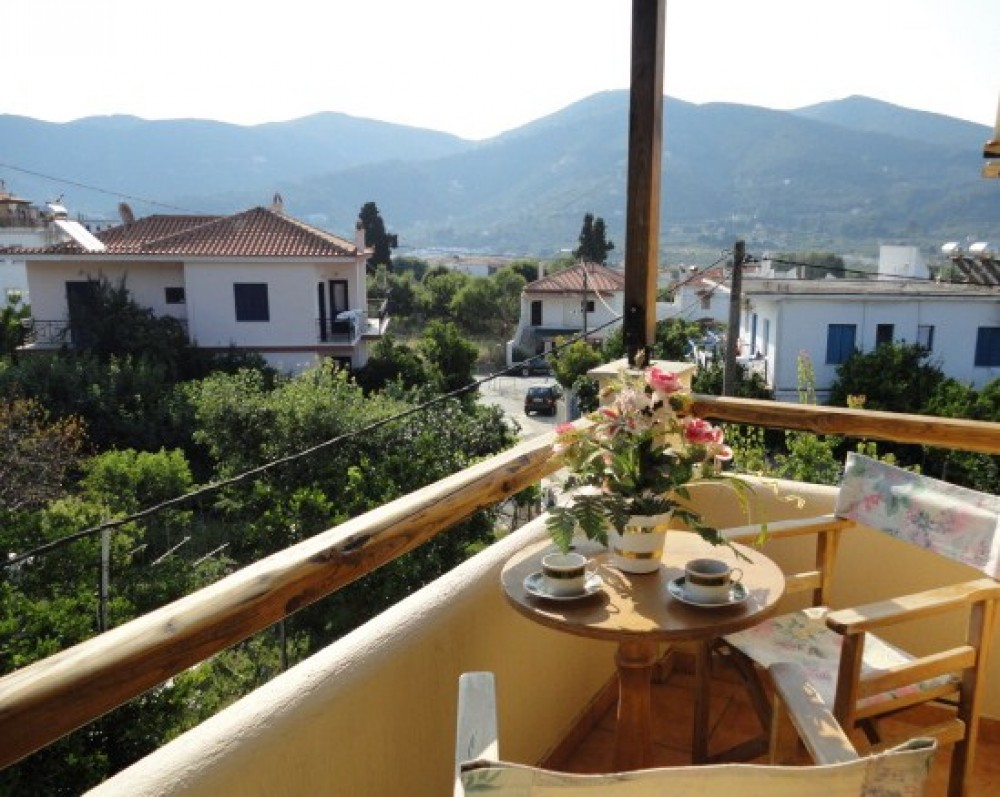 Skopelos Island vacation rental with