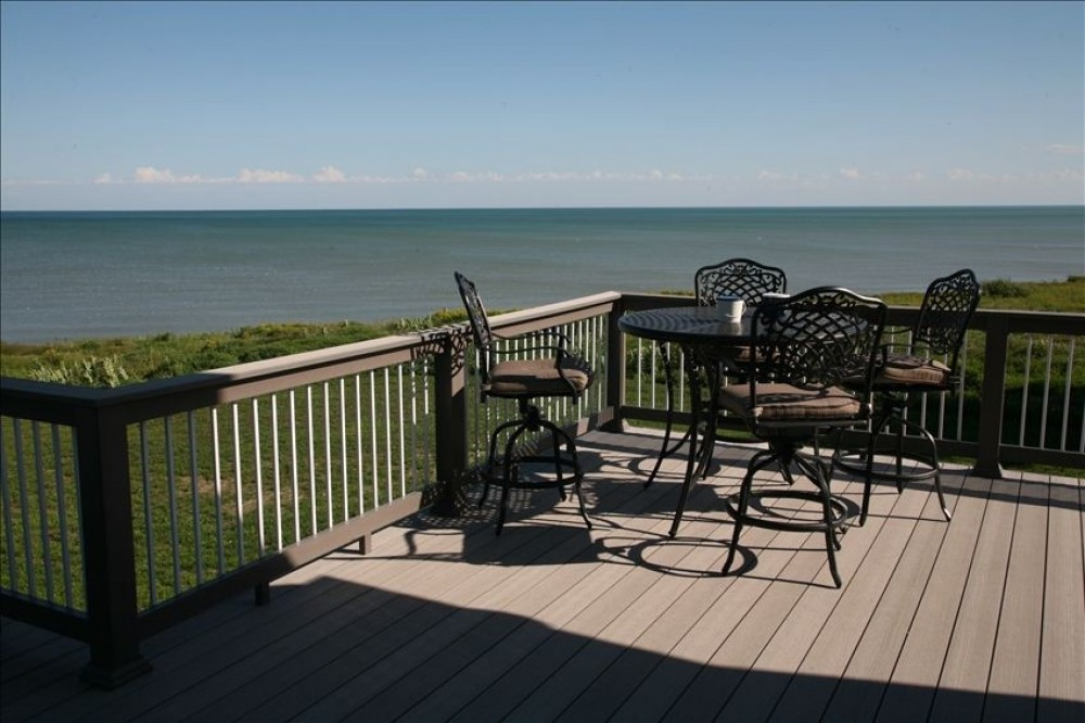 two rivers vacation rental with View from balcony