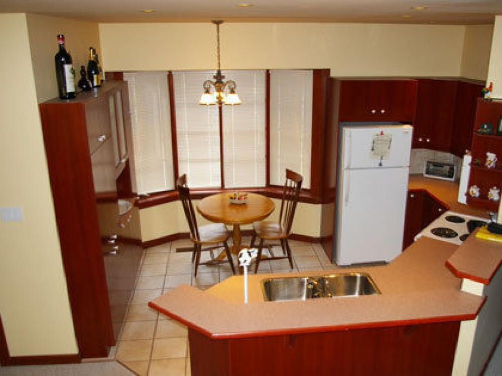 Mont Tremblant vacation rental with Kitchen