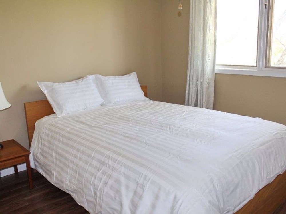 Calgary vacation rental with Queen Bedroom