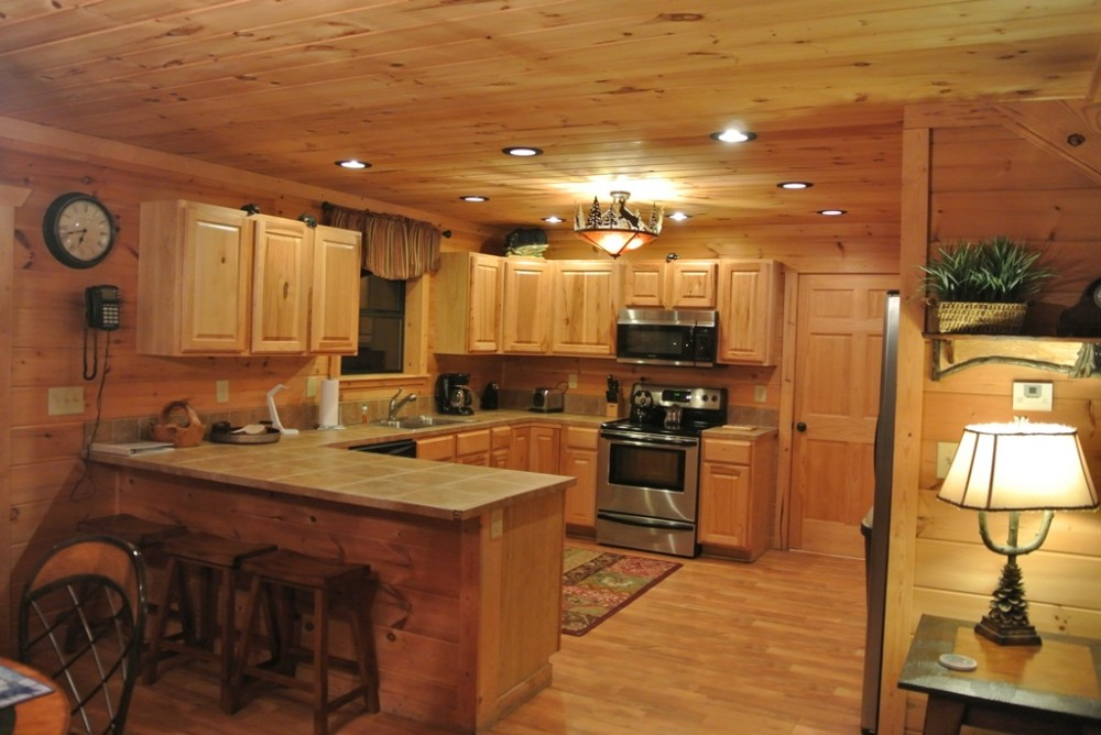 helen vacation rental with Full Kitchen